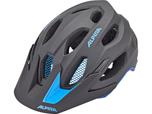 Alpina Carapax 2.0 Casco, black-blue